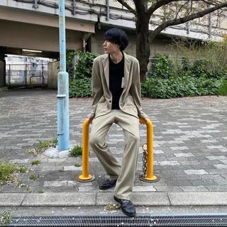 ジエダ(Jieda)の希少品 破格出品 08sircus セットアップ ジャケット パンツ(セットアップ)