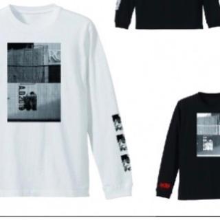 アキラプロダクツ(AKIRA PRODUCTS)の【新品未使用】AKIRA  ART OF WALL ロンT ブラックM(Tシャツ/カットソー(七分/長袖))