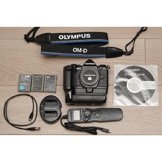 オリンパス(OLYMPUS)のOlympus OMD EM5Mark2 アクセサリーセット(ミラーレス一眼)