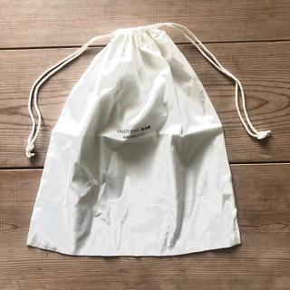 アンダーバーロウ(UNDER BAR RAW.)の新品未使用UNDER BAR RAW アンダーバーロウ巾着袋 ポーチ Aesop(ショップ袋)