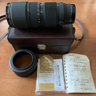 ケンコー(Kenko)のTokina AT-X 828AF PRO 80-200mm F2.8(レンズ(ズーム))