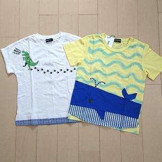 クレードスコープ(kladskap)のクレードスコープ  120 半袖(Tシャツ/カットソー)