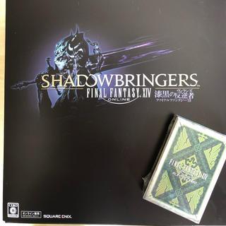 スクウェアエニックス(SQUARE ENIX)のFF14 SHADOW BRINGERS for Windows(PCゲームソフト)