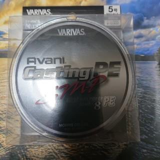 ダイワ(DAIWA)のVARIVAS バリバス キャスティングPE smp 5号300m 新品(釣り糸/ライン)