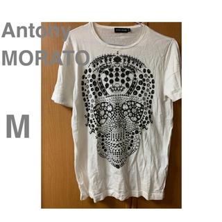 アントニオ マラト スカルツTシャツ