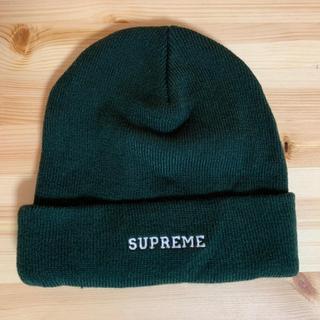 シュプリーム(Supreme)のSupreme×Timberland Beanie Dark Green(ニット帽/ビーニー)