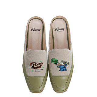 ディズニー(Disney)のGracegift xディズニー 台湾限定 トイストーリーマンスターズインク 靴(スニーカー)