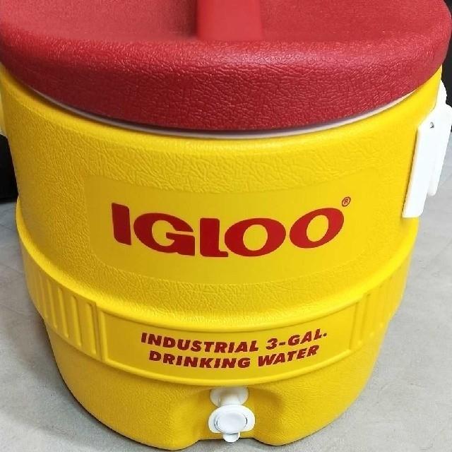 IGLOO(イグルー)ウォータージャグ 3ガロン スポーツ/アウトドアのアウトドア(その他)の商品写真