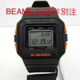 ビームス(BEAMS)のジャンク品 CASIO G-SHOCK BEAMS G-5500BE(腕時計(デジタル))