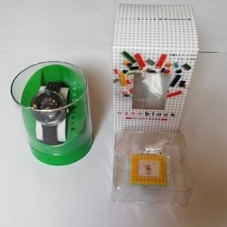 レゴ(Lego)のナノブロック 腕時計(腕時計(アナログ))