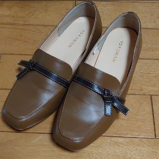 シマムラ(しまむら)のmumuコラボローファー(ローファー/革靴)