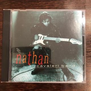 NATHAN CAVALERI BAND 「NATHAN」(ブルース)