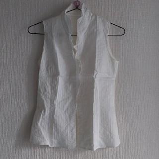 プロポーションボディドレッシング(PROPORTION BODY DRESSING)のプロポーション ボディードレッシング ブラウス(シャツ/ブラウス(半袖/袖なし))