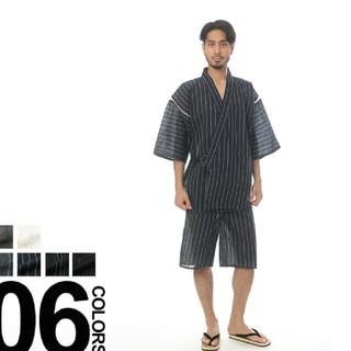 新主己(アラスコ) 甚平(浴衣)