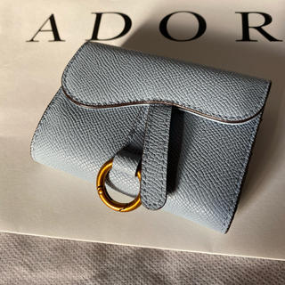 アドーア(ADORE)のアドーア 2019 年サマーフェアノベルティカードケース(名刺入れ/定期入れ)