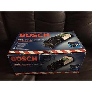 ボッシュ(BOSCH)の【中古品】ボッシュ D-TECT100CNT コンクリート探知機(工具)