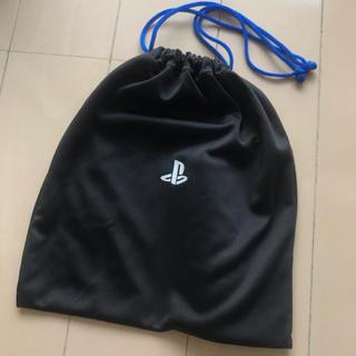 プレイステーション4(PlayStation4)のPlaystation 巾着袋(ランチボックス巾着)