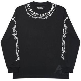 アナーキックアジャストメント(ANARCHIC ADJUSTMENT)のpalace anarchic adjustment (Tシャツ/カットソー(七分/長袖))