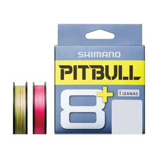 シマノ(SHIMANO)のシマノ ライン ピットブル8+  200m 1.2号 トレーサブルピンク(釣り糸/ライン)