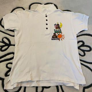 カステルバジャック(CASTELBAJAC)のCASTELBAJAC カステルバジャック ポロシャツ 白(ポロシャツ)