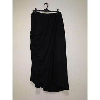 ヨウジヤマモト(Yohji Yamamoto)のヨウジヤマモト スカート ラップパンツ(サルエルパンツ)