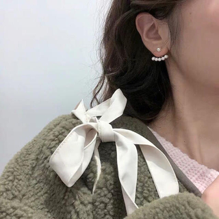 ザラ(ZARA)のPearl  Earrings ❤︎(ピアス)