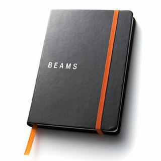ビームス(BEAMS)のメンズジョーカー 付録 レザーノート beams(ノート/メモ帳/ふせん)