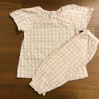 ムジルシリョウヒン(MUJI (無印良品))のはなこ様専用☆無印良品 パジャマ  120cm(パジャマ)