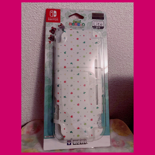 ニンテンドースイッチ(Nintendo Switch)の【ぴぴ 様専用 新品】どうぶつの森ハードケースセット(その他)