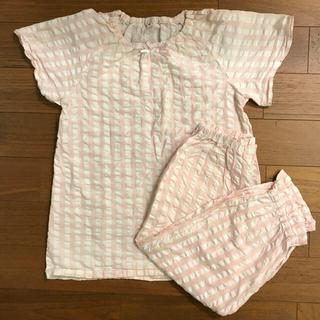 ムジルシリョウヒン(MUJI (無印良品))の無印良品 パジャマ  150cm(パジャマ)