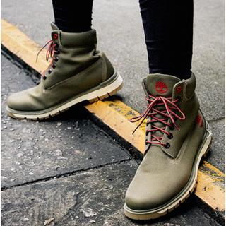 ティンバーランド(Timberland)のTimberlandラドフォード キャンバス ブーツ 26cm(ブーツ)