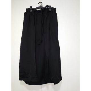 ヨウジヤマモト(Yohji Yamamoto)のヨウジヤマモト ラップスカート ハカマパンツ(その他)
