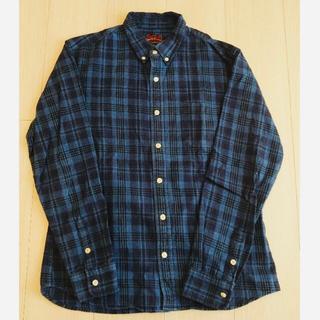 エドウィン(EDWIN)のFIELDMAN  チェックシャツ(Tシャツ/カットソー(七分/長袖))