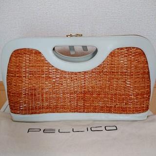 ペリーコ(PELLICO)のペリーコ PELLICO クラッチバッグ かごバッグ(クラッチバッグ)