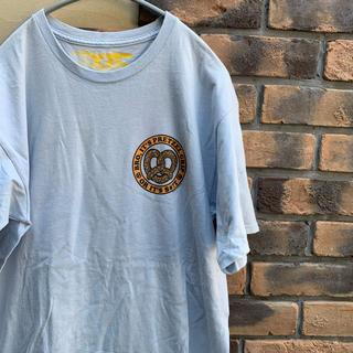 アンチヒーロー(ANTIHERO)のanti hero アンチヒーロー tシャツ スケーター ストリート 水色(Tシャツ/カットソー(半袖/袖なし))