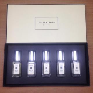 ジョーマローン(Jo Malone)の【新品未使用】ジョーマローン 9ml コレクション 5本セット(香水(女性用))