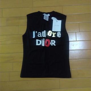 クリスチャンディオール(Christian Dior)のクリスチャンディオール♡タンクトップ(タンクトップ)