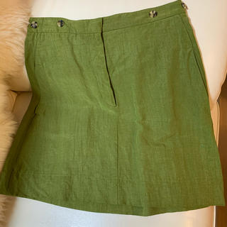 ケンゾー(KENZO)のケンゾー ミニスカート(ひざ丈スカート)