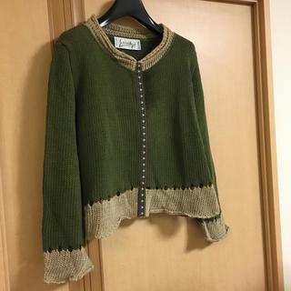 カステルバジャック(CASTELBAJAC)の麻セーター(ニット/セーター)