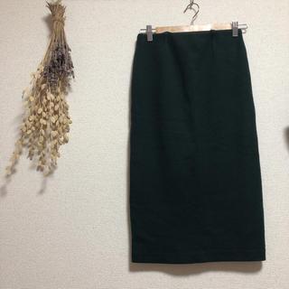 デミルクスビームス(Demi-Luxe BEAMS)のタイトスカート(ひざ丈スカート)