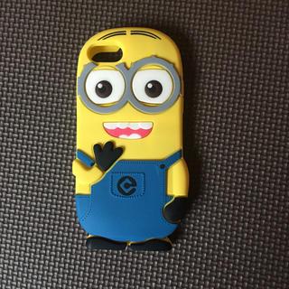 ミニオン(ミニオン)のミニオンiPhone7.iPhone8対応シリコンケース(iPhoneケース)