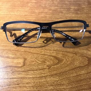 レスザンヒューマン(LESS THAN HUMAN)のレスザンヒューマンのメガネフレームの中古品(サングラス/メガネ)
