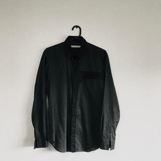 ジョンローレンスサリバン(JOHN LAWRENCE SULLIVAN)のJOHN LAWRENCE SULLIVAN シャツ ブラック(シャツ)