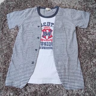 ハッシュアッシュ(HusHush)のOHママ様☆専用  HusHush  130 Tシャツ(Tシャツ/カットソー)