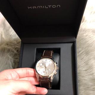 ハミルトン(Hamilton)のハミルトン⌚時計 HAMILTON(レザーベルト)
