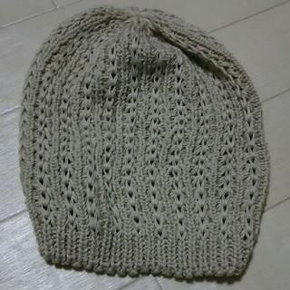 イング(INGNI)のINGNI レディース 帽子(キャップ)
