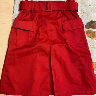 エージープラス(a.g.plus)のa.g.plusのスカート(ひざ丈スカート)