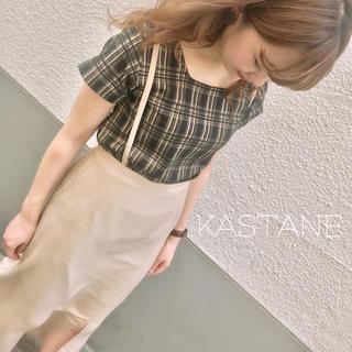 カスタネ(Kastane)のKASTANE♡キャミ フーズフーチコ チャオパニック crisp mystic(ロングスカート)