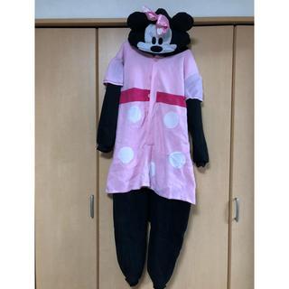 ディズニー(Disney)のミニー 着ぐるみパジャマ(パジャマ)
