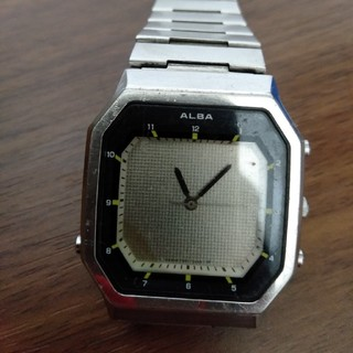 アルバ(ALBA)のALBA アナログ時計(腕時計(アナログ))